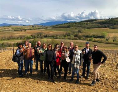 Les Convives de Lafleur - groupe guide oenotouristique